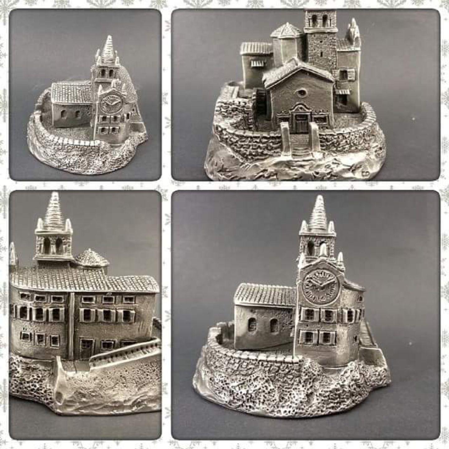 Miniatura in peltro, Chiesa di S. Giuseppe Mori