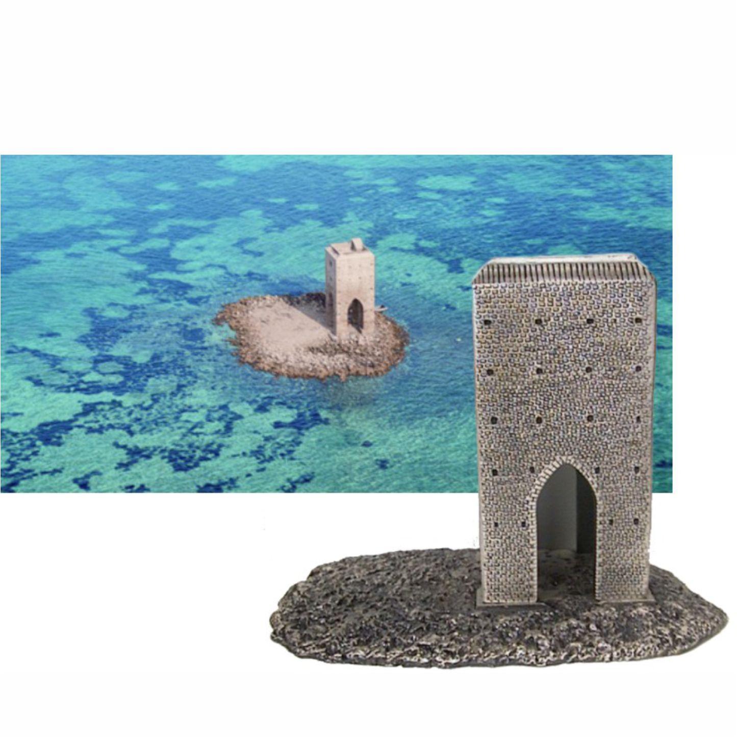 Miniatura Torre Meloria