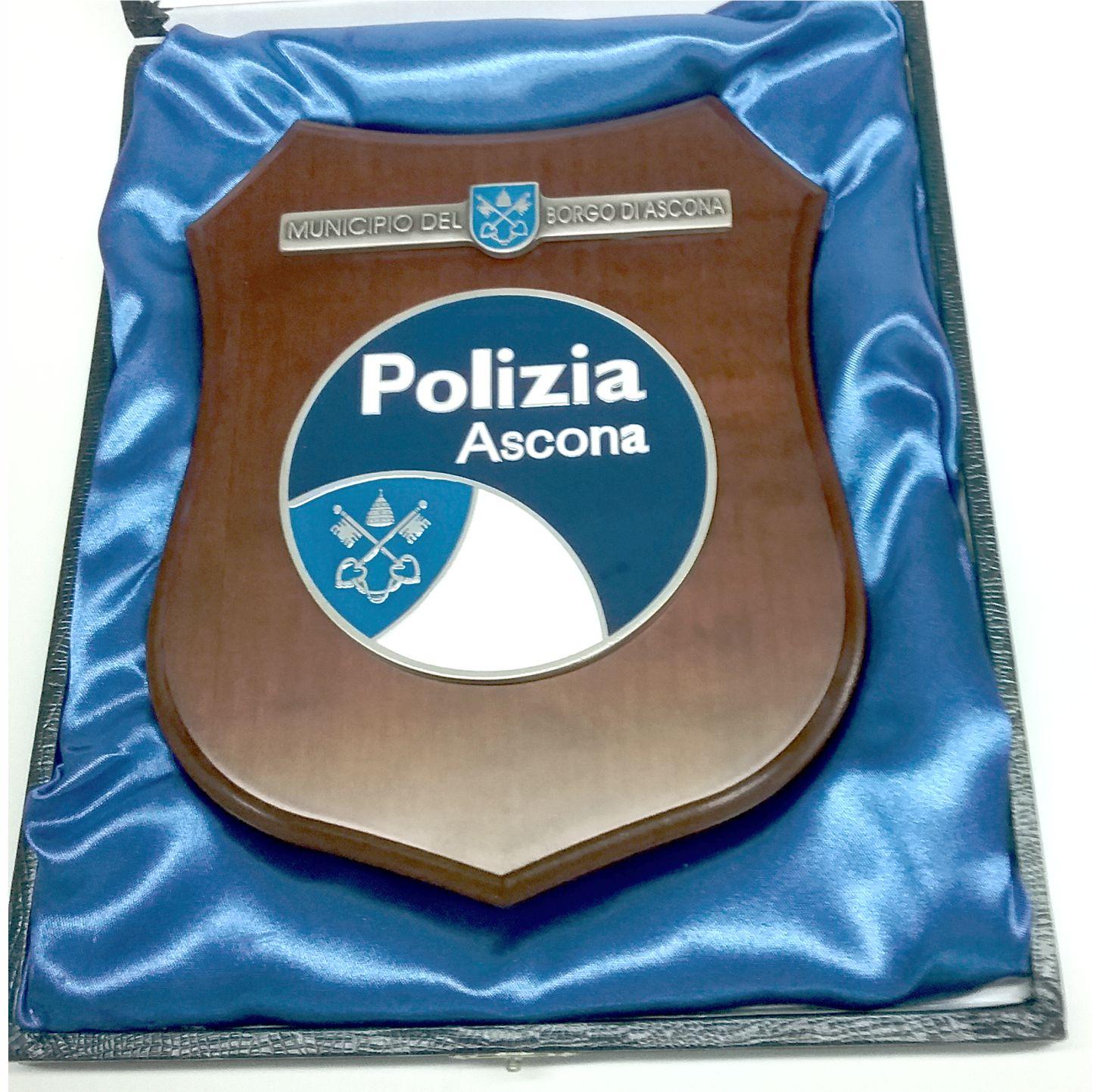 Crest Polizia Municipale di Ascona