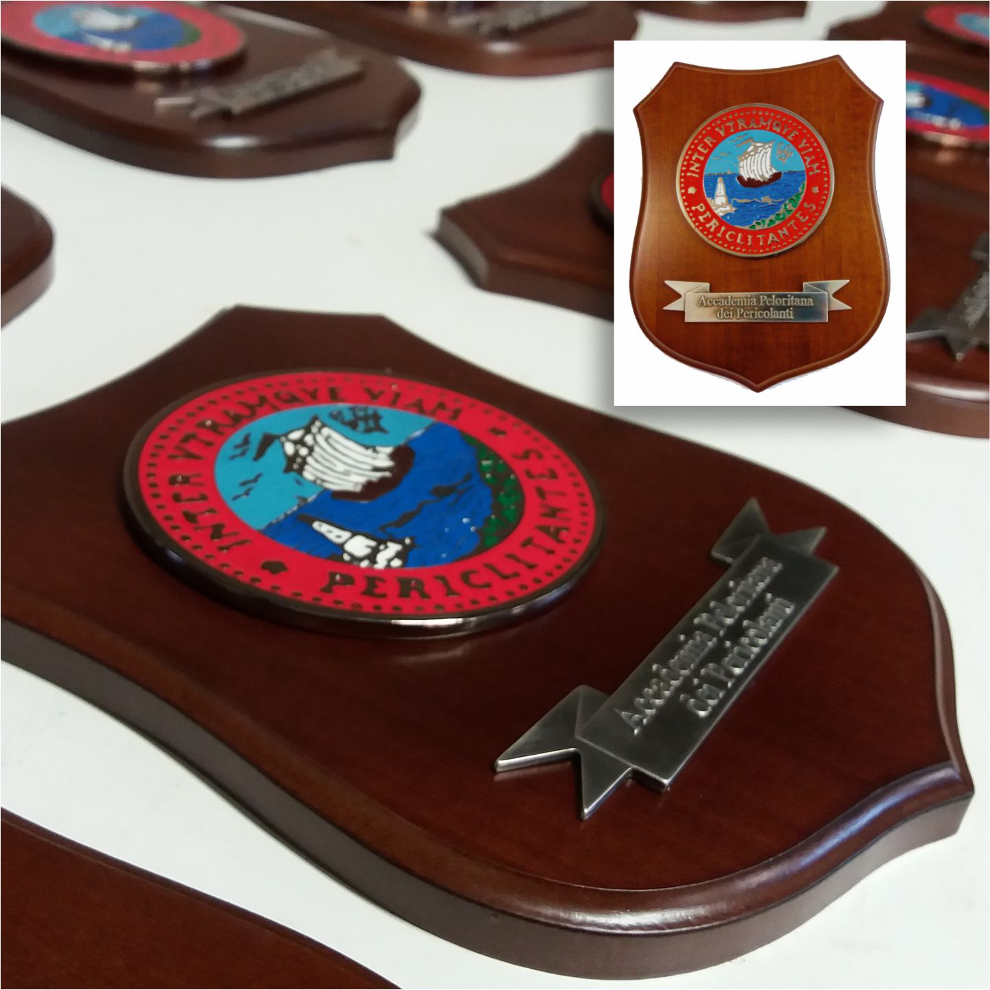 Crest Accademia Peloritana dei Pericolanti